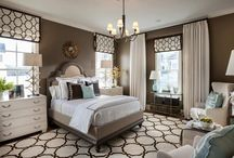 Master Bedroom Curtains / Curtains to finish master bedrooms. Add warmth and comfort with coordinate textiles and products for window, wall, floor and bed coverings and everything in between.