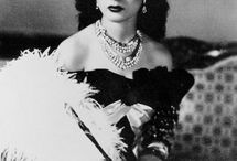 Queen Fawzia of Iran / Fawzia Fuad of Egypt (5 November 1921 - 2 July 2013), also known as Muluk Fawzia of Iran, was an Egyptian princess who became Queen of Iran as the first wife of Mohammad Reza Pahlavi. She was the daughter of Fuad I of Egypt and Nazli Sabri. Mohammad and Queen Fawzia had a daughter. Princess Shahnaz of Iran.