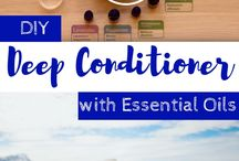 Essential Oils and Natural Solutions / Ways to use essential oils for natural health and wellness.