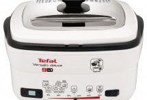Fritézy Tefal / Fritézy a horkovzdušné fritézy Tefal