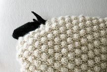 Knitting Patterns - Pillows & Home / by Fifty Four Ten Studio