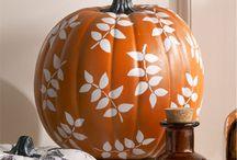 Fall Decor Ideas / Fall Decorating Ideas