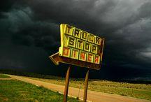 Truck Stops / by Keven Minchau