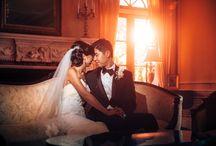 Wedding Portraits / Photos taken during a wedding portrait session