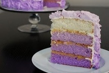 10th Birthday - Purple & White theme