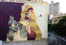World of Urban Art : INTI  [Chile]