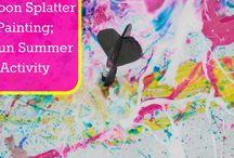 Summer Art Projects / 0