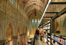 Favorite Bookshops & Spaces
