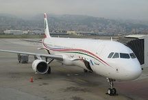 Airlines of the Middle East / Airlines of the Middle East in images