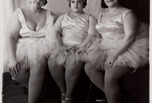 """Diane Arbus / Diane Arbus ( March 14, 1923 – July 26, 1971) was an American photographer and writer noted for black-and-white square photographs of """"deviant and marginal people (dwarfs, giants, transvestites, nudists, circus performers) or of people whose normality seems ugly or surreal. """"A friend said that Arbus said that she was """"afraid that she would be known simply as 'the photographer of freaks'"""", however, that phrase has been used repeatedly to describe her. In 1972, a year after she committed suicide. / by Courtney Richter"""