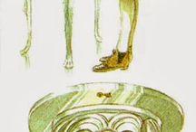 Alicein W: Eric Kincaid / Alice in wonderland (illustrator)