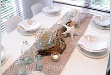 Tablescapes and Centerpieces