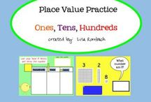 place value / by Debra Dodge