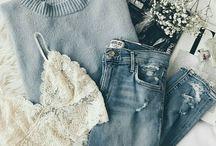 Голубой стиль