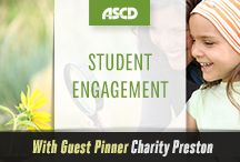 Student Engagement with Guest Pinner Charity Preston / All about student engagement!