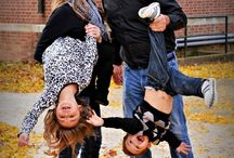 Idea for family pics / by Summer Dickens
