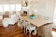 Lovely Home: Dining Rooms and Breakfast Nooks