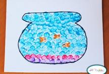 Crafts/Learning Activities for Preschoolers