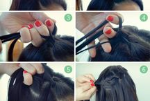 Nails& Hair Styles  / by Mireya Cotto Aponte