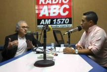 PROGRAMAS RÁDIO ABC / Programas gravados na Rádio ABC - que acontece ao vivo todas as quartas-feiras às 3h30.