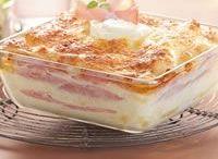 lasagne au chèvre