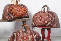 Merchandiser etnic bag