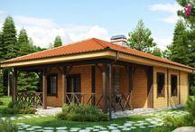 гостевой дом из каркаса