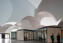 spatial network / 서비스 디자인과 공간 디자인이 같이 고려될 때 발생하는 건축적 typology