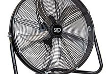 Cooling Fans / Fantastic range of industrial fans for the workplace.