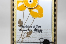 Card inspirations / lots of cards I'd like to create / by Mary Thomson