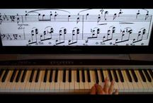 Piano:  How to Play Classical Piano/Sheet Music