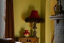 Living Room / by The Lavender Tub - Ellie