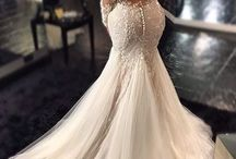 wedding dress's