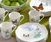 Lenox Butterfly china
