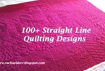 Quilt designs. Long arm