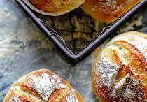 Bułki i chleb