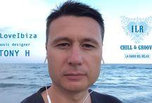 I Love Ibiza / Ogni sera, dalle 22.00 a mezzanotte su ILR CHILL & GROOVE. Music Designer: TONY H