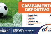 ADMISIONES 2015-2016 / Campamentos deportivos Campamentos culturales Examenes de admisión
