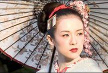 Japán, Gésák, Japan, Geiko / Gésák, tájak, kertek, épületek...