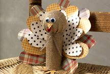 Thanksgiving / by Annie Crew