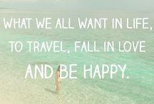 Travel & Places that I love / travel