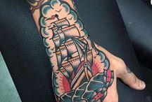 veliero tattoo