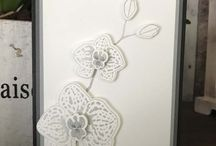 Stampin Up Orchid Builder