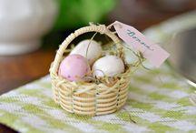 Easter decor / by Asia Czyz