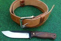 Belt handmade / Ręcznie robione paski