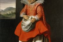 17th century dress / by Anna Widengård
