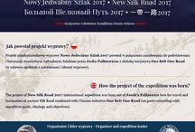 Photo - Info: Nowy Jedwabny Szlak 2017 - New Silk Road 2017 / Proste, łatwe i graficzne informacje o wyprawie Nowy Jedwabny Szlak 2017. Photo - Info: wyprawa w pigułce.  |   Short, simple and graphic information about New Silk Road 2017 expedition.  |  http://silkroad-2017.com