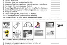 Flyers Worksheets