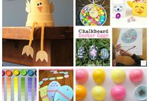 Easter ideas / by Sabrina Hall
