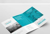 Brochure / indesign